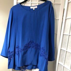 Vorgeous Sandro silk blouse